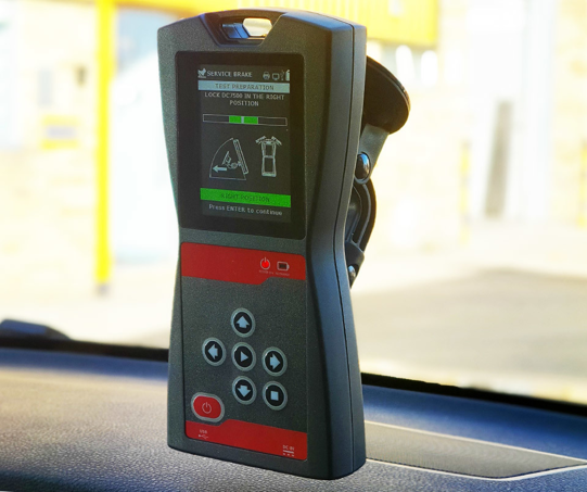 Decelerometer - Wireless Handheld Brake Tester