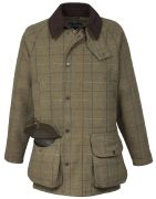 Alan Paine Rutland Gents Coat (Dark Moss) (1) web