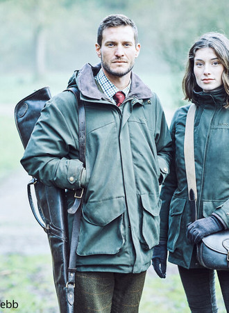 Country Clothing for the New Season-Jackets