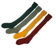 Cushion Foot Shooting Socks