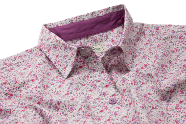 Hoggs of Fife Bella Ladies Floral Shirt