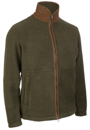 Alan Paine Aylsham Windblock Waterproof Fleece Jacket