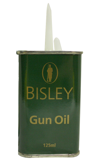 Bisley Gun Oil - 125ml Tin