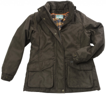 Hoggs of Fife Ladies Waterproof Hunting Jacket