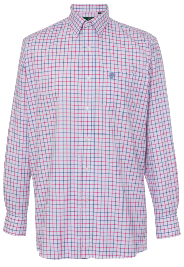 Alan Paine Ilkley Kids Shirt (Pink & Blue)