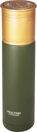 Cartridge Vacuum Flask - Green