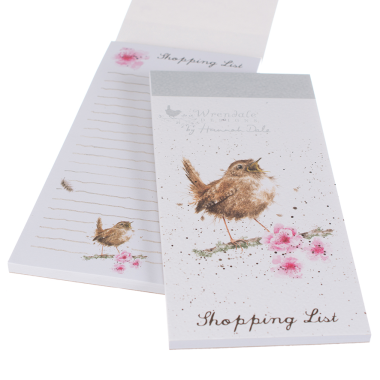 Little Tweets Magnetic Shopping List by Wrendale Designs