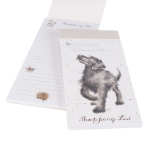 Walkies Labrador Magnetic Shopping List by Wrendale Designs