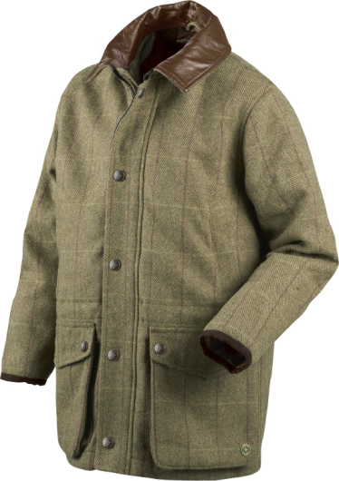 Ragley Kids Jacket (Moss Check)