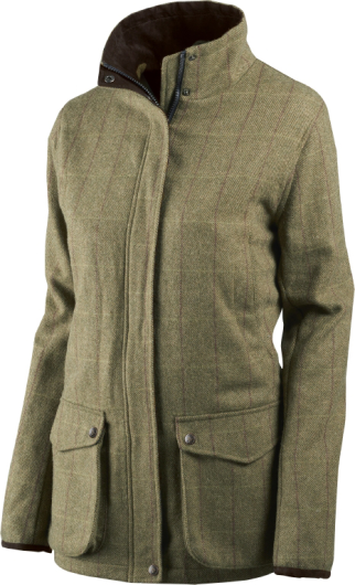 Seeland Ragley Lady Jacket (Moss Check)
