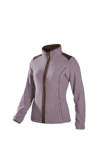 Baleno Reese Ladies Fleece Jacket (Heather)