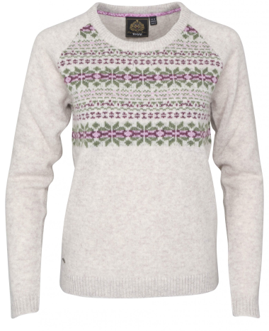 Toggi Aydon Ladies Fairisle Jumper
