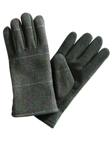 Hoggs of Fife Albany Ladies Lambswool/Fleece Gloves