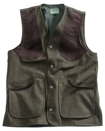 Hoggs of Fife Harewood Premier Tweed Shooting Vest