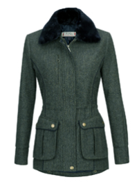 Jack Murphy Ashley Tweed Ladies Jacket - size 8