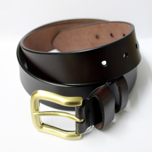 Hoggs of Fife Luxury Leather Belt