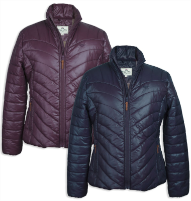 Hoggs of Fife Wilton Padded Jacket