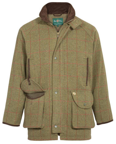 Alan Paine Combrook Mens Field Coat
