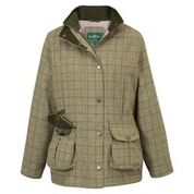 Alan Paine Rutland Ladies Waterproof Coat