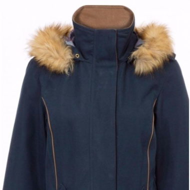 Alan Paine Berwick Ladies Long Waterproof Coat