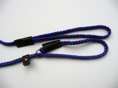 Gundog Deluxe Slip Lead Leather Fittings 1.5M