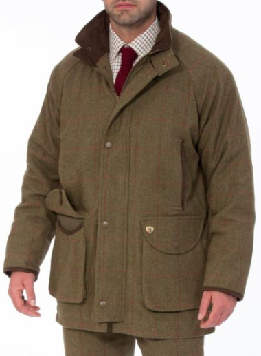Alan Paine Combrook Men's Waterproof Coat