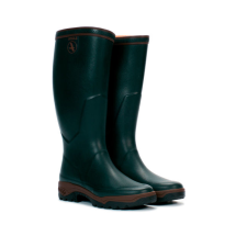 Aigle Parcours 2 Wellington Boots (Unisex) - Bronze (Dark Green)