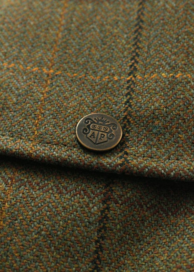 Alan Paine Rutland Tweed Coat