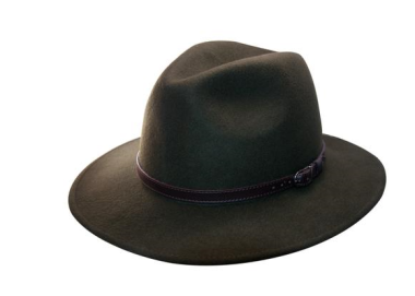 Montana Fedora Hat by Powell