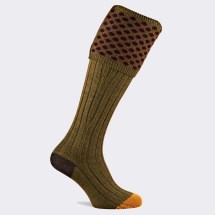 Pennine Viceroy Old Sage Socks