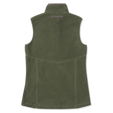 Musto Women's Glemsford Fleece Gilet-Dark Moss