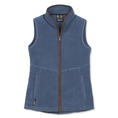 Musto Women's Glemsford Fleece Gilet-Blue Lake