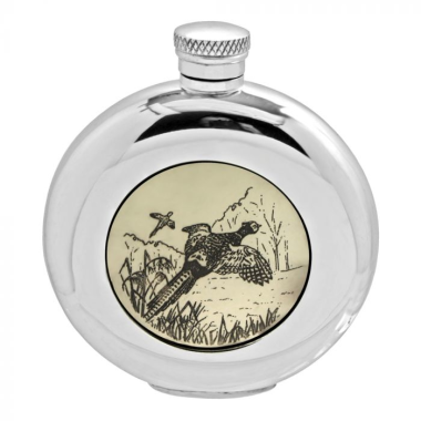 6oz Pewter Hip Flask
