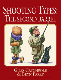 Shooting Types: The Second Barrel Hardcover