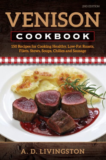Venison Cookbook Paperback