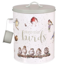 Feed the Birds Tin by Wrendale Designs