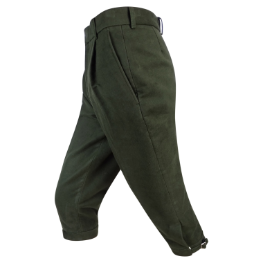 Hoggs of Fife Moleskin Breeks - Olive