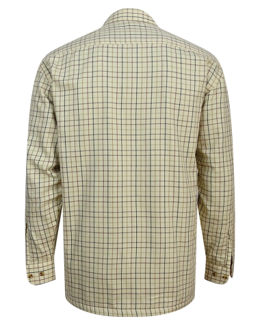 Hoggs of Fife Birch Fleece Lined Shirt