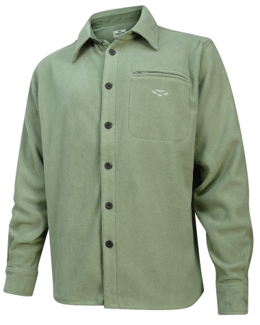 Hoggs of Fife Highlander Micro-fleece Shirt