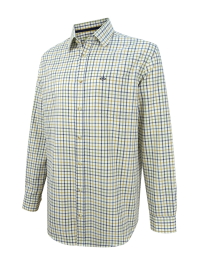 Hoggs of Fife Falkland Herringbone Twill Shirt