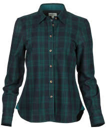 Hoggs of Fife Beth Ladies Cotton Shirt