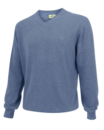 Hoggs of Fife Stirling Cotton Pullover