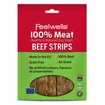 Feelwells 100% Meat Beef Strips