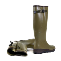 Gumleaf Invicta Side-Vent Wellington Boot