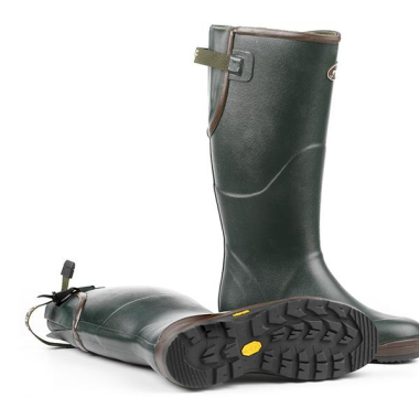 Gumleaf Viking Wide Calf Wellington Boot