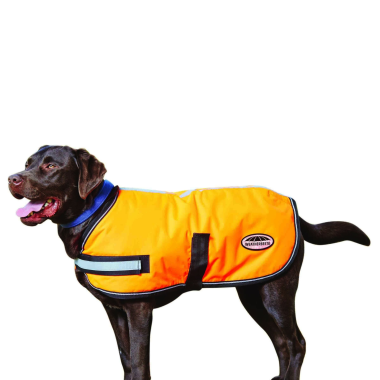 WEATHERBEETA COMFITEC REFLECTIVE PARKA 300D DOG COAT