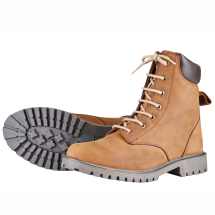 DUBLIN VENTURER LACE BOOTS-Brown