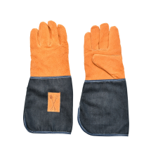 Denim Garden Gloves (long)