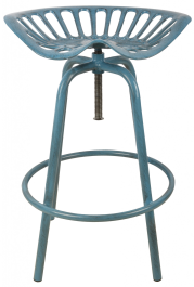 Tractor Stool-Grey
