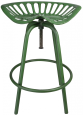 Tractor Stool-Green